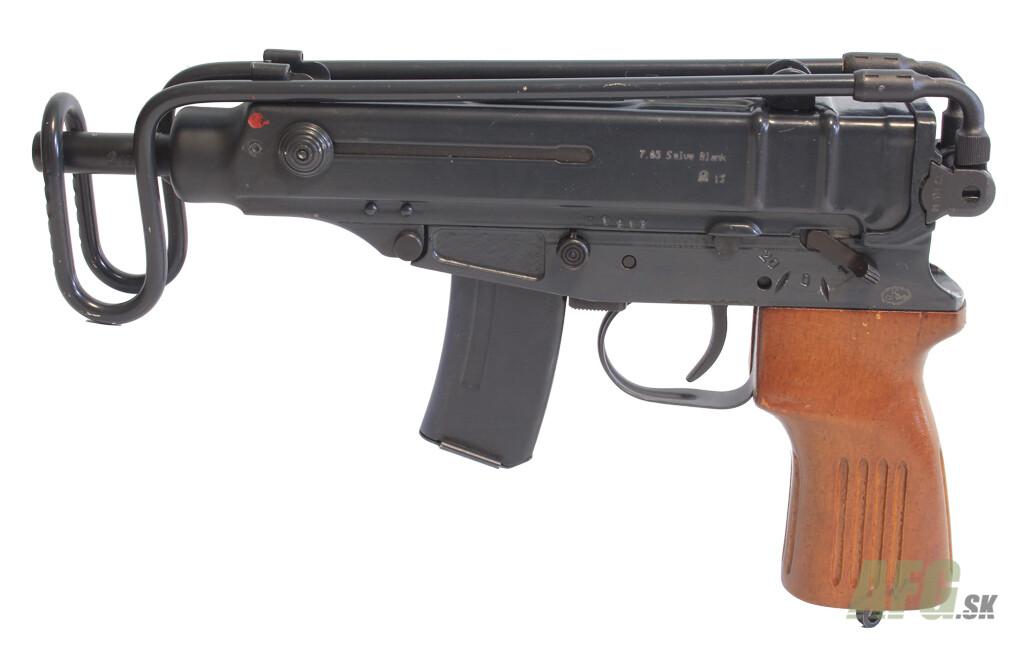 scorpion sub machine gun