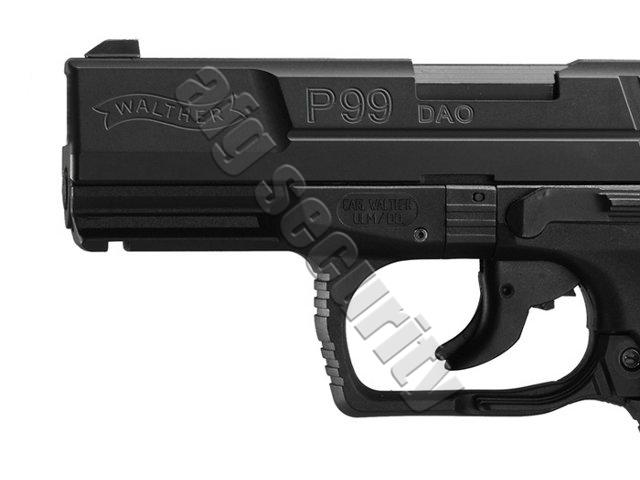 Airsoft pistol Walther P99 Dao CO2 - Weapons and ...