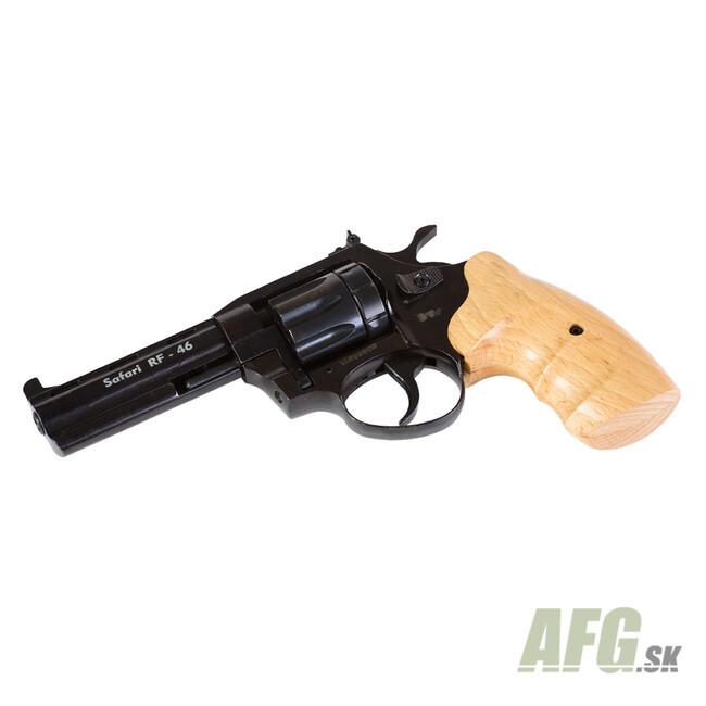 Safari RF 46 flobert revolver cal  6 mm - AFG-defense eu