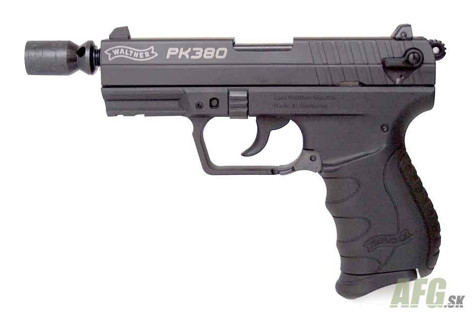 gas pistol walther pk 380 weapons and ammunition afg