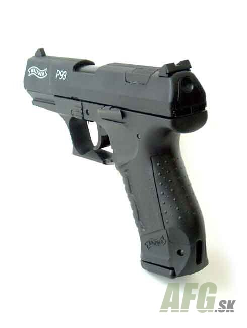 gas pistol walther p99 black cal 9 mm weapons and ammunition