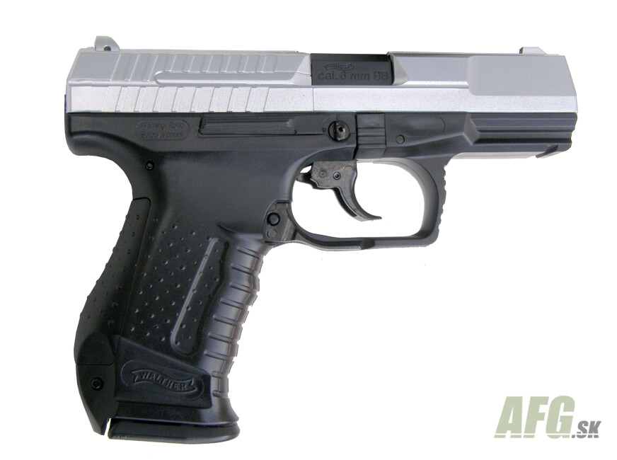 Fotos - Walther ...P99 Airsoft Pistol With Silencer