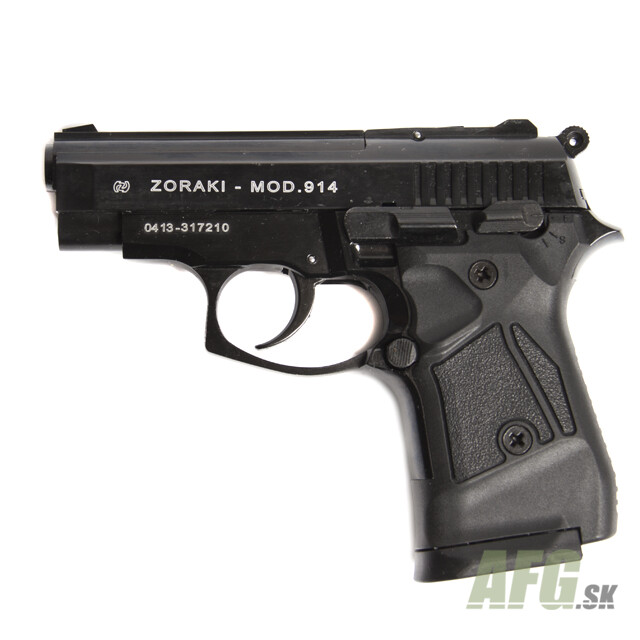 gas pistol atak zoraki 914 auto black cal 9mm weapons and rh afg defense eu