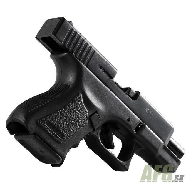 Gas pistol Bruni MiniGAP black cal  9 mm - AFG-defense eu - army