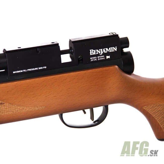 Air rifle Benjamin Marauder cal  5 5mm ( 22) wood - AFG-defense eu