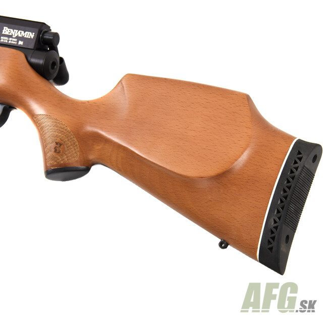 Air rifle Benjamin Marauder cal  6 35mm ( 25) wood - AFG