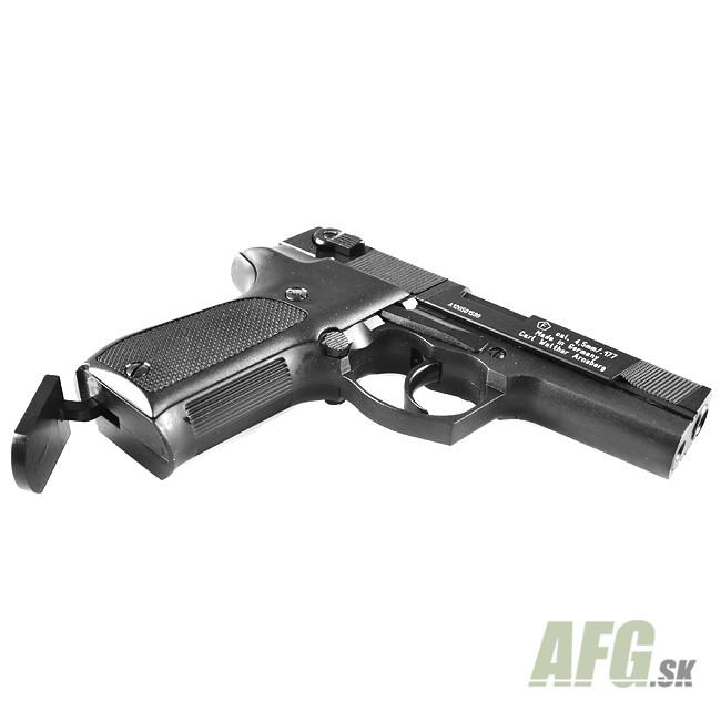 Air pistol Umarex Walther CP88 black, cal  4 5 mm - AFG-defense eu