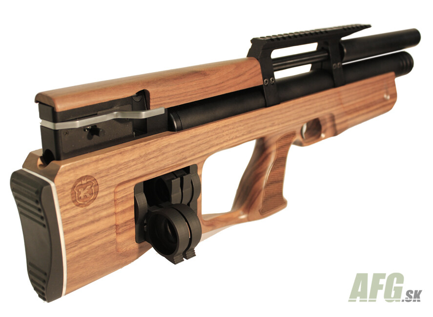 пневматическая охотничья винтовка pcp: