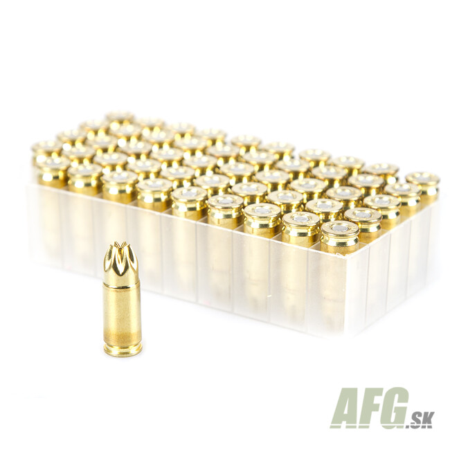 Expansion ammunition fiocchi 9x19 luger blank weapons for Amo manufacturing spain