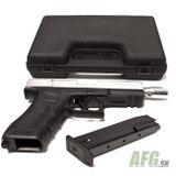Gas pistol Atak Zoraki 917 T chrome, cal.9mm, P.A. Knall