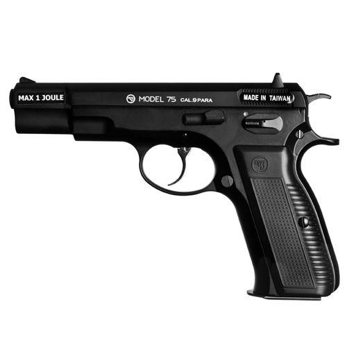 Airsoft pistol CZ 75 Blowback gas