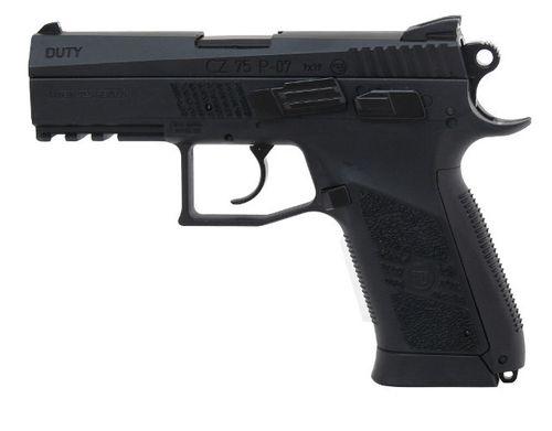 Airsoft pistol CZ 75 P-07 Duty CO2
