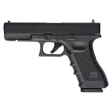 Airsoft pistol Glock 17 BlowBack AG CO2