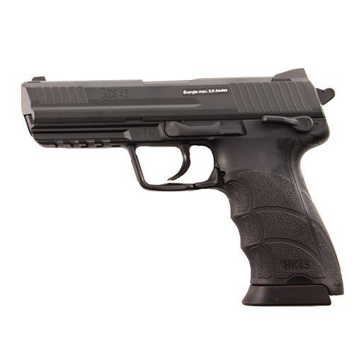 Airsoft pistol Heckler&Koch 45 AG CO2