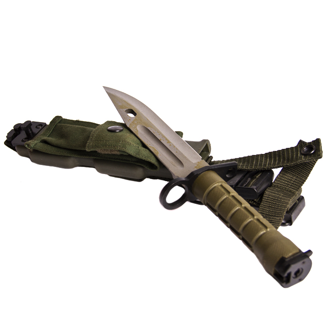 Bayonet submachine gun M16/M4 - AFG-defense eu - army
