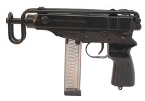 Gas pistol vz 61 Scorpion, cal. 9mm, new