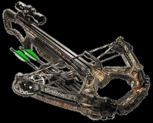 Compound crossbow Barnett Raptor PRO STR, 187 Lbs