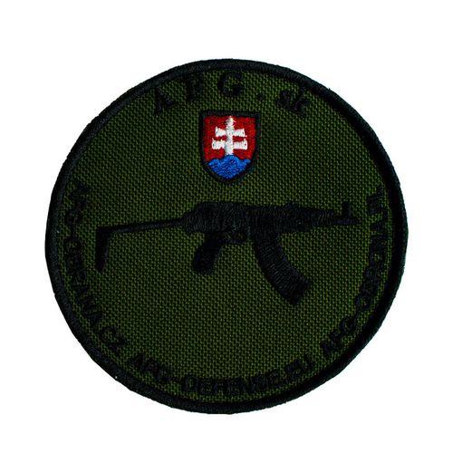 AFG patch - submachine gun vz 58 subcompact