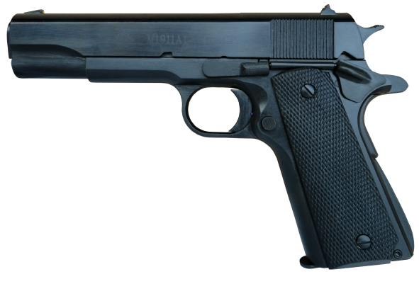 Pistol Norinco 1911 A1 Standard Black Cal 45 Acp