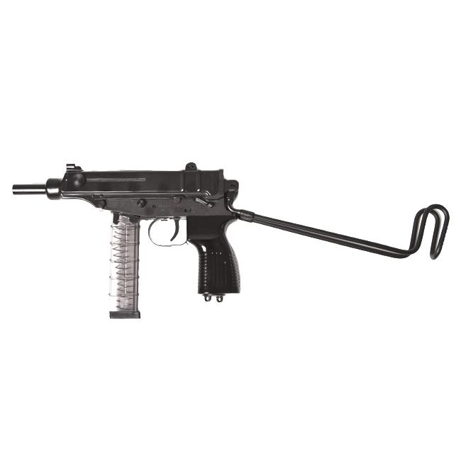 Pistol SA vz  61 cal  9 mm Browning - AFG-defense eu - army