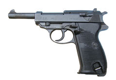 Pistol Walther P38 cal.9 Luger