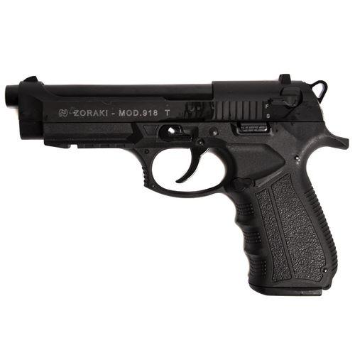 Gas pistol Atak Zoraki 918 black, cal.9mm P.A. Knall