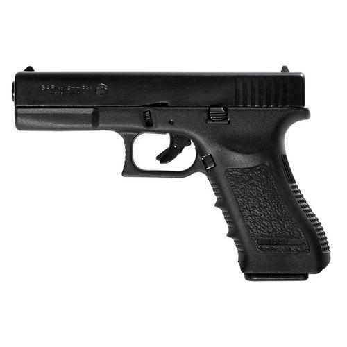 Gas pistol Bruni GAP black cal. 9 mm