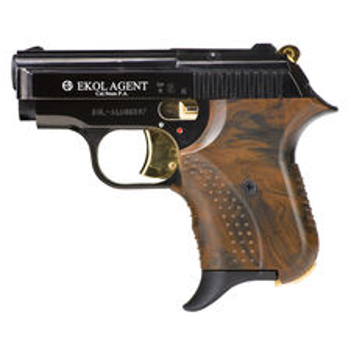 Gas pistol Ekol Agent combination blank, cal. 9 mm
