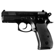 Airsoft pistol CZ 75 D compact CO2 4.5 mm, black