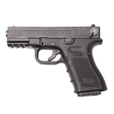 Airsoft pistol M22 Gas BB 6 mm, Black