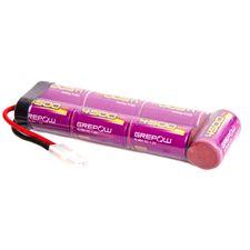 Battery 8,4 V/4500 mAh, double row