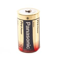 Battery Panasonic LR20 1,5 V Alkaline, 1 pc