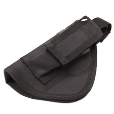 Hip holster CZ 75/85 wit magazine, left