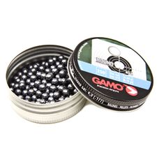Pellets Gamo Round, 250 pcs, cal. 4,5 mm