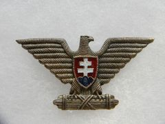 Cap badge eagle