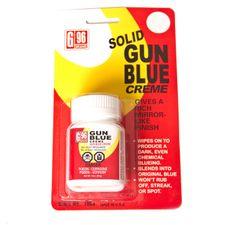 Black burnishing liquid Gun blue creme 85 g