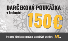 Gift Voucher value 150 EUR