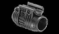 Adjustable tactical light mount PLA 1