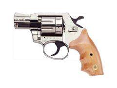 Flobert Alfa 620 nickel wood cal.6mm