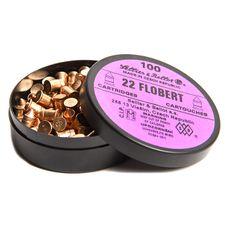 Flobert cartridge .22 Sellier & Bellot 100pcs