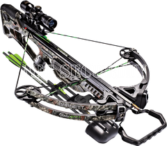 Crossbow compound Bernett Edge camo