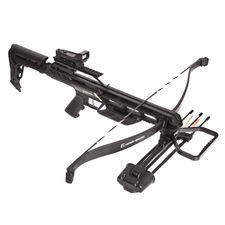Crossbow reflex Jaguar II 175 lbs black
