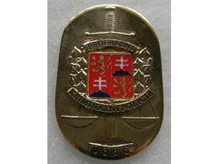 Badge Federal Criminal Police