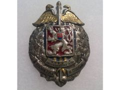 Badge Intendant university 1947