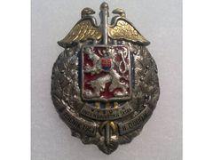 Badge Intendant university 1947