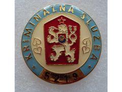 Badge criminal services