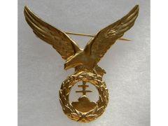 Field shooter Badge