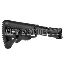 Reinforced polymer recoil reducing VZ-58 buttstock system SBT-V58 FK