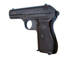 Pistol CZ 27 cal.7.65 Brow.