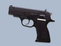 Pistol Defender cal. 45 ACP 93 mm, black